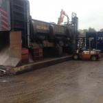 Sierra SP715 Metal Recycling Shear baler