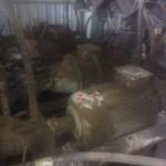 Idromec / Sierra T1250 Shear Baler Hydraulic Flow Test