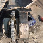 Dozen Track frame repair